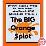 Celebrate Diversity: The Big Orange Splot