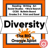 Diversity Mini-Course The Big Orange Splot CCSS Grades 3-6