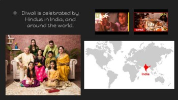 Celebrating Diwali - PowerPoint and Craft!