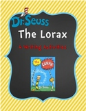Celebrating Earth Day with The Lorax: Writing Activities