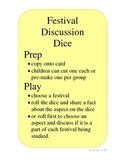 Celebrating Festivals Understanding The World EYFS Dice Game