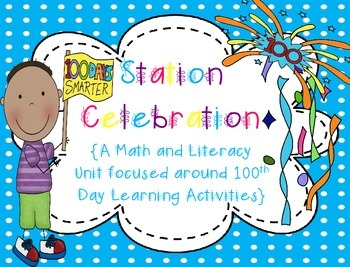 Celebrating Fun with 100th Day Activities