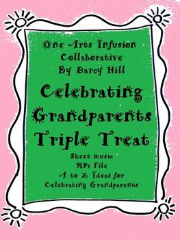 Celebrating Grandparents: A Triple Treat