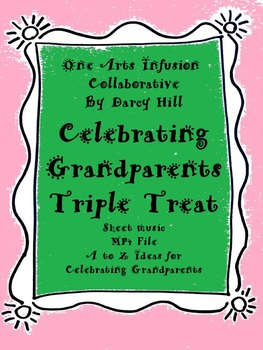 Celebrating Grandparents: A Triple Treat