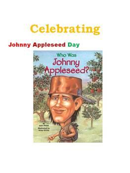 Celebrating Johnny Appleseed