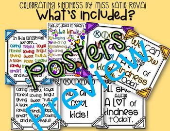 Kindness Posters, Badges, Bracelets, Tokens, Membership Cards & Certificates