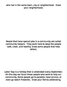Celebrating Labor Day