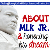Martin Luther King Jr: Celebrating His Dream {Craftivity,