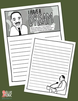 Celebrating MLK – Martin Luther King, Jr. Activity Pack