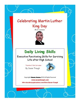 DLS Mini-Lesson Celebrating Martin Luther King Jr. Day