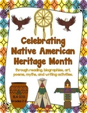 Celebrating Native American Heritage Month Reading and Writing Unit