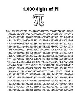 Celebrating Pi Day {Guided Activities for 3/14}
