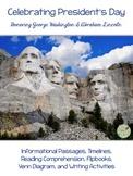 Celebrating President's Day:  Honoring George Washington a