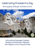 Celebrating President's Day:  Honoring George Washington and Abraham Lincoln