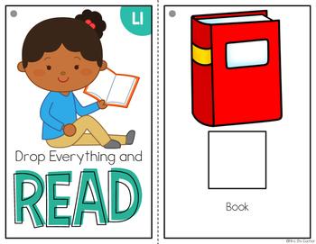 Celebrating Reading Adapted Books { Level 1 and Level 2 }