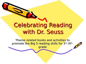 Celebrating Reading with Dr. Seuss!