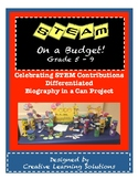 Celebrating STEM Contributions Differentiated Biography in