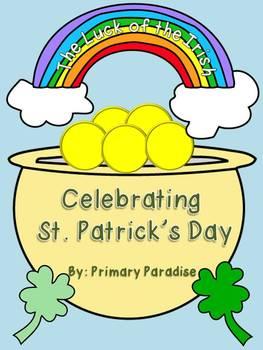 Saint Patrick's Day Activity Packet