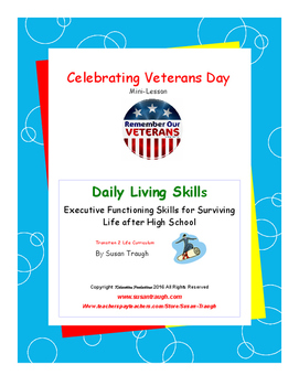 Celebrating Veterans Day Mini Lesson