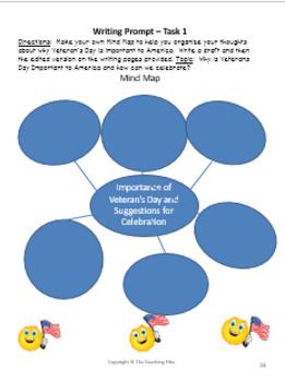Veterans Day, Teaching Plans for Grades 4-6