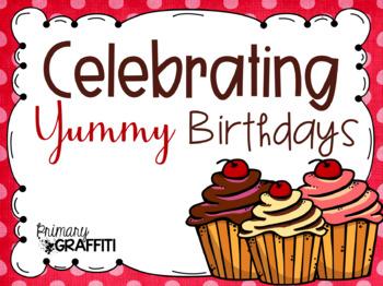 Celebrating Yummy Birthdays