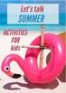 Celebrating summer