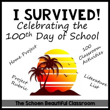 Celebrating the 100th Day of School Home Project