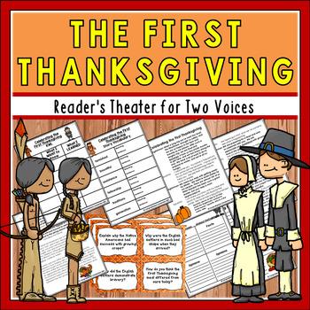 Partner Script:  Thanksgiving