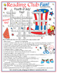 Celebrating the Fourth of July Crossword Puzzle