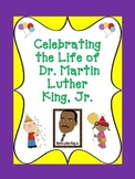 Dr. Martin Luther King, Jr. A Celebration of His Life - (Booklet)