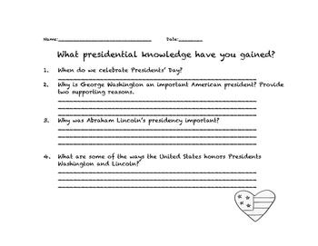 Celebrating the Presidents