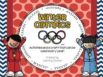 Celebrating the Winter Olympics