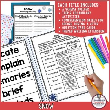 Cynthia Rylant Author Study Bundle in PDF and Digital ...
