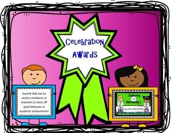Celebration Awards
