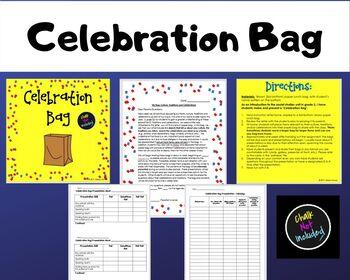 Celebration Bag (Part 1 of 3 attachments)