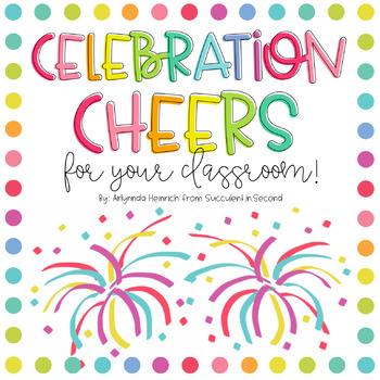 Celebration Cheers