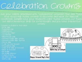 Celebration Crowns