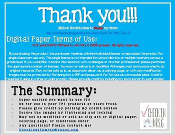 Celebration Digital Paper