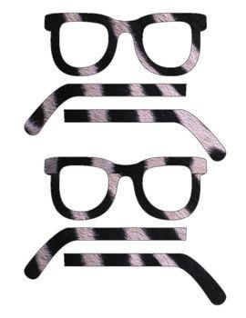 Holiday Activity: Celebration Eyeglasses