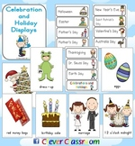 Celebration and Holiday Displays - 47 pages