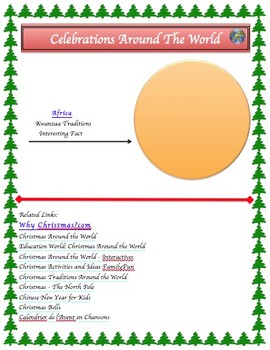Writing + Technology: Christmas Around the World