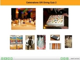 ESL resource: Celebrations Gift Giving Interactive Resource  2