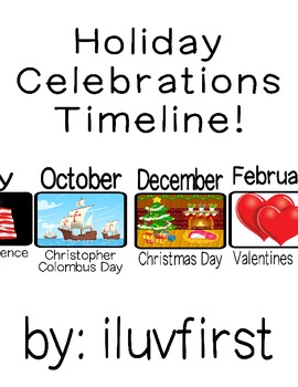 Celebrations Timeline (Bilingual)