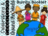 Celebrations & Traditions Around the World Burrito Booklet