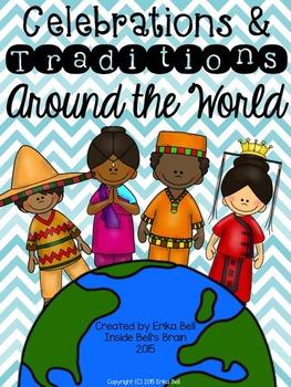 Celebrations & Traditions Around the World Unit Bundle