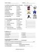 Celebrations Vocabulary Practice Worksheets (Así Se Dice Level 2, Chapter 5)
