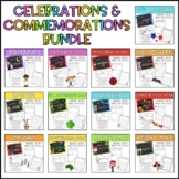 Celebrations and Commemorations History & Activities Bundle