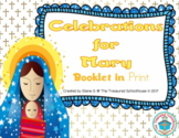 Celebrations of Mary Booklet