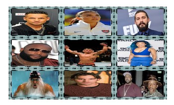 Celebrities Acting Irresponsibly Cards