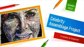 Celebrity Assemblage Portraits